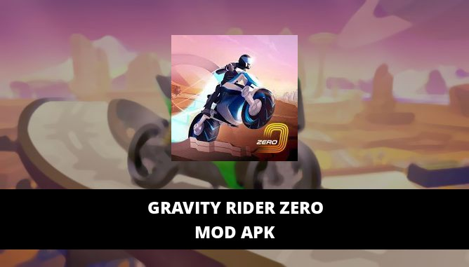 Gravity Rider Zero Featured Cover