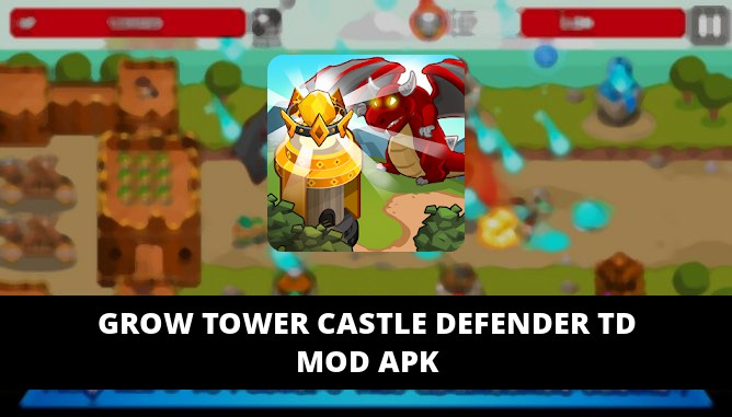 Grow Tower Castle Defender TD Featured Cover
