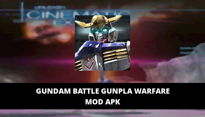 Gundam Battle Gunpla Warfare Featured Cover