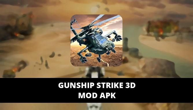 Gunship Strike 3D Featured Cover
