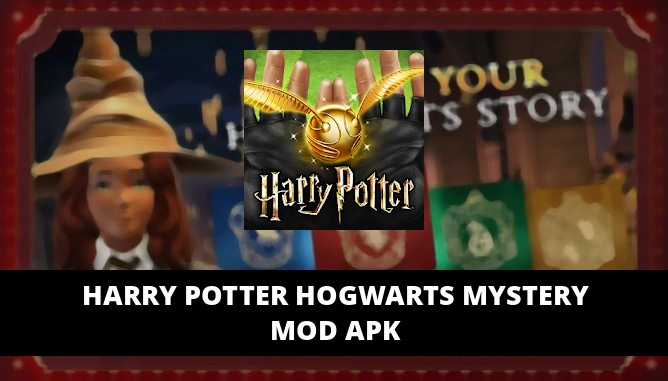 Harry Potter Hogwarts Mystery Featured Cover