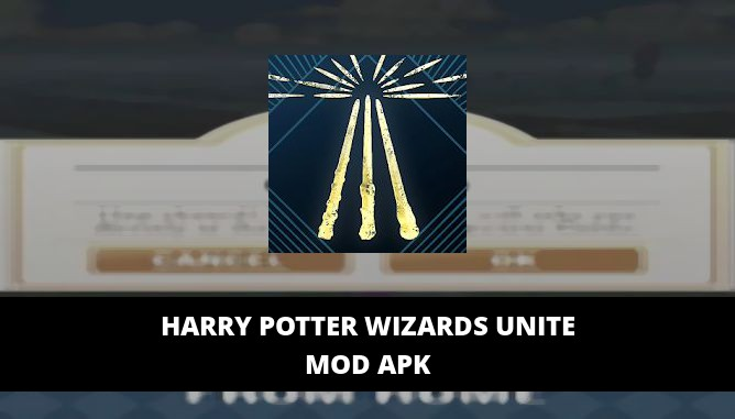 Harry Potter Wizards Unite Featured Cover