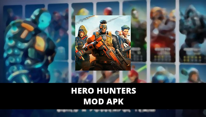 Hero Hunters Featured Cover