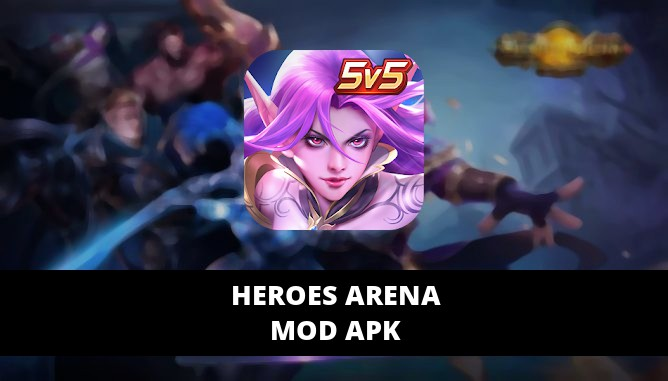 Heroes Arena Featured Cover