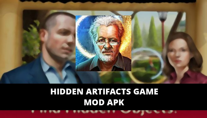 Hidden Artifacts Game Featured Cover