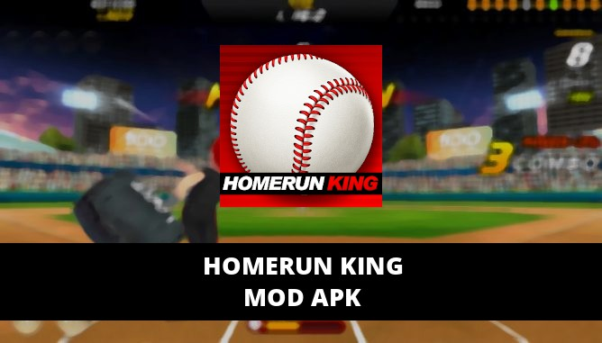 Homerun King Featured Cover