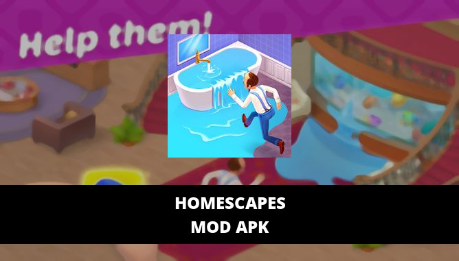 Homescapes Featured Cover