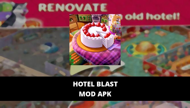 Hotel Blast Featured Cover