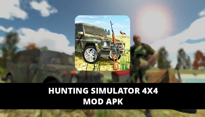 Hunting Simulator 4x4 Featured Cover