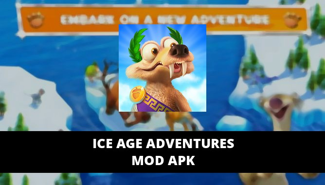 Ice Age Adventures Featured Cover