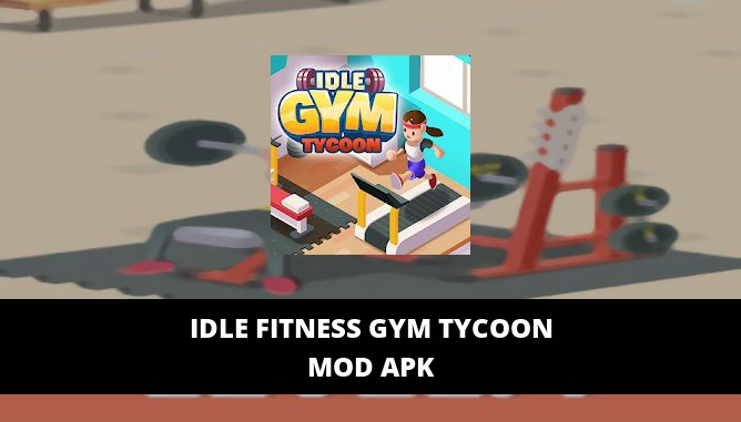 Idle Fitness Gym Tycoon Featured Cover