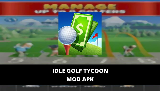 Idle Golf Tycoon Featured Cover