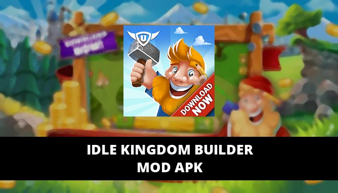 Idle Kingdom Builder Featured Cover
