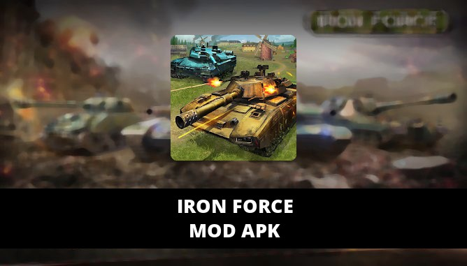 Iron Force Featured Cover