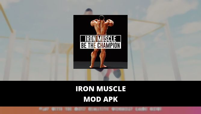 Iron Muscle Featured Cover