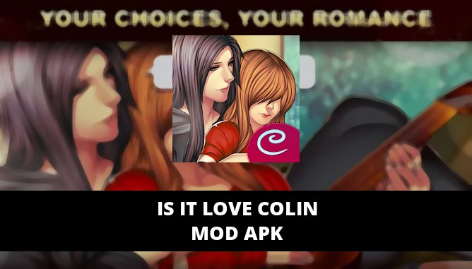 Is It Love Colin Featured Cover