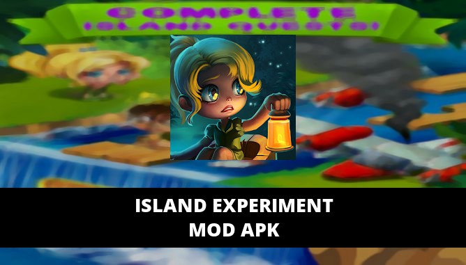 Island Experiment Featured Cover