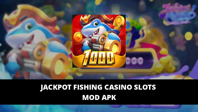 Jackpot Fishing Casino Slots Featured Cover