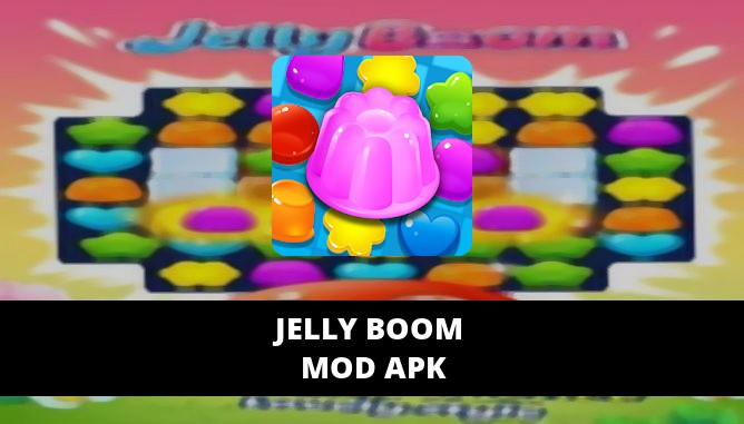Jelly Boom Featured Cover