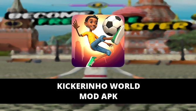 Kickerinho World Featured Cover