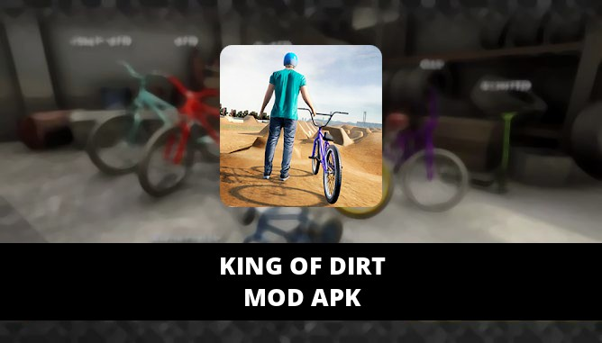 King Of Dirt Featured Cover