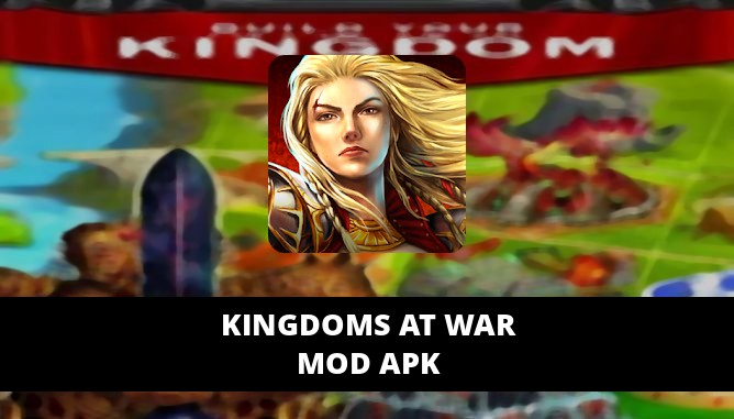 Kingdoms at War Featured Cover