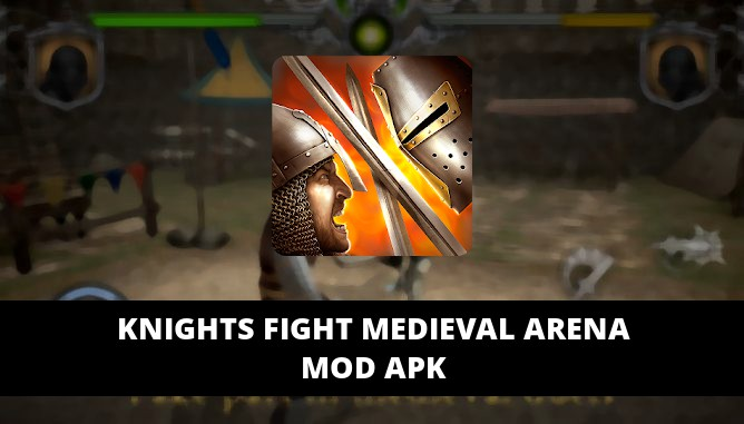 Knights Fight Medieval Arena Featured Cover