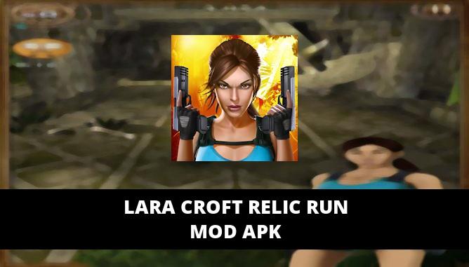 Lara Croft Relic Run Featured Cover