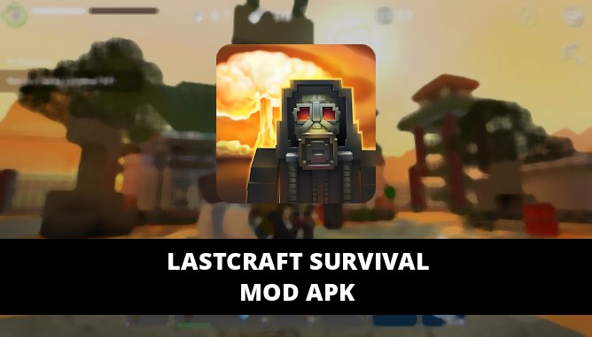 LastCraft Survival Featured Cover