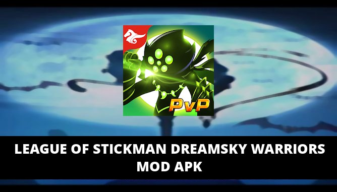 League of Stickman Dreamsky Warriors Featured Cover