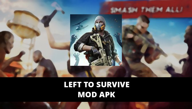 Left to Survive Featured Cover