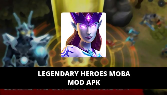 Legendary Heroes MOBA Featured Cover