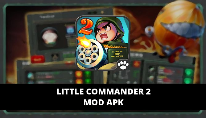 Little Commander 2 Featured Cover
