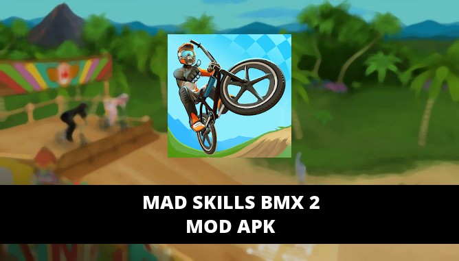 Mad Skills BMX 2 Featured Cover