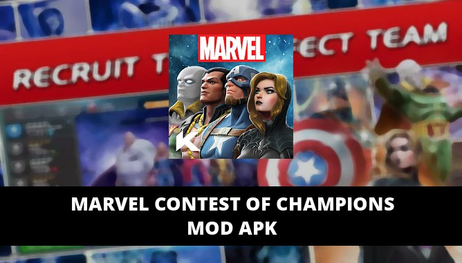 Marvel Contest of Champions Featured Cover