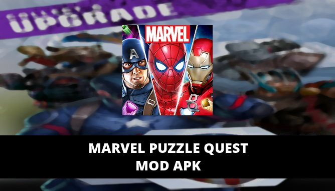 Marvel Puzzle Quest Featured Cover