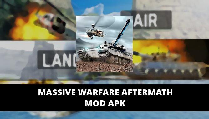 Massive Warfare Aftermath Featured Cover