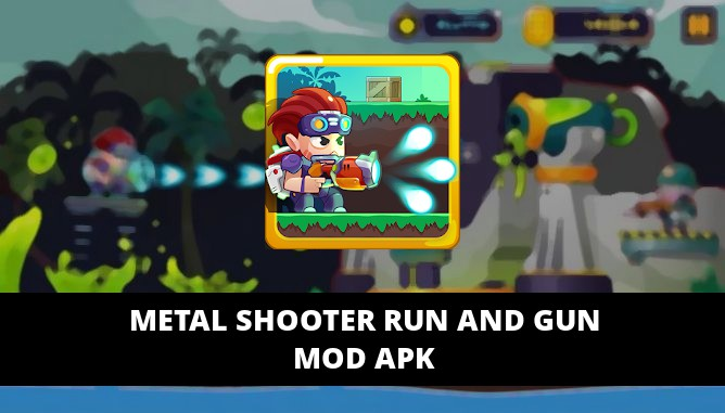Metal Shooter Run and Gun Featured Cover