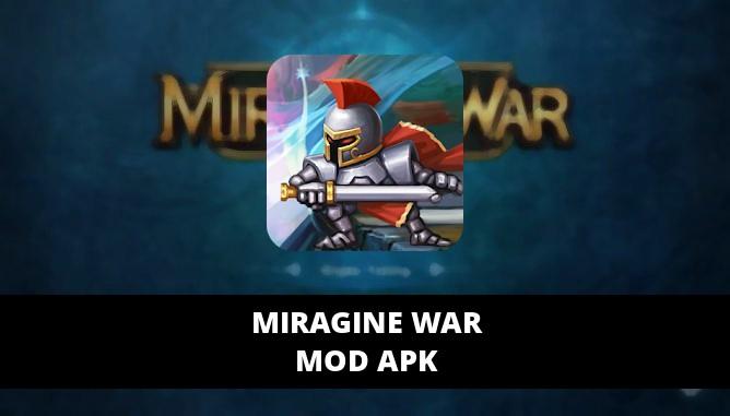 Miragine War Featured Cover