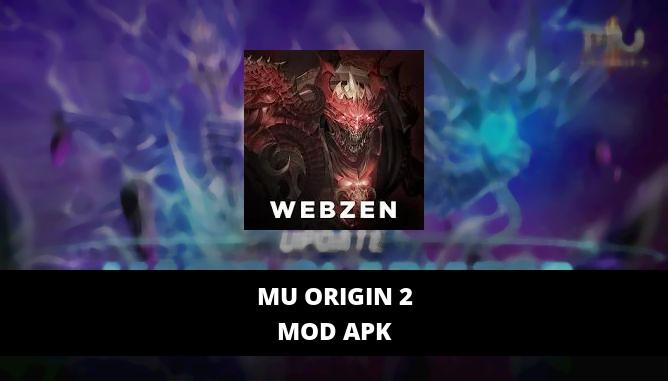 MU ORIGIN 2 Featured Cover