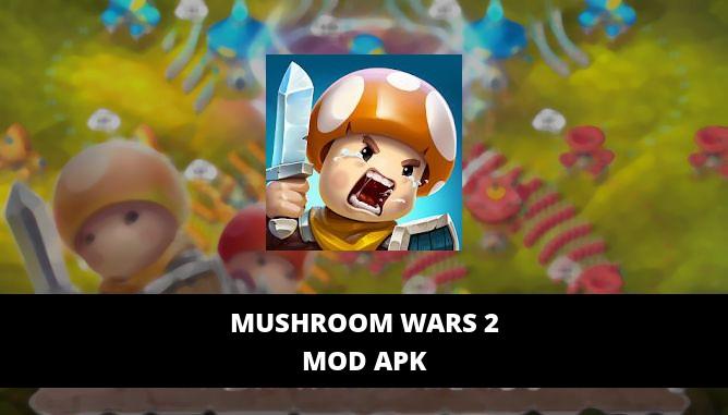 Mushroom Wars 2 Featured Cover