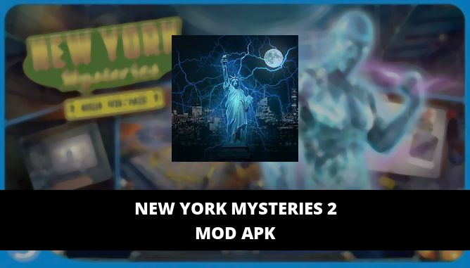 New York Mysteries 2 Featured Cover