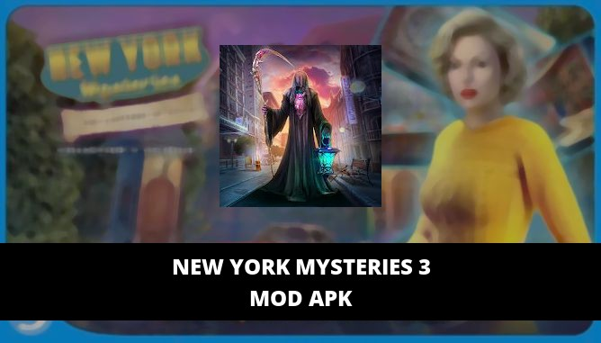 New York Mysteries 3 Featured Cover
