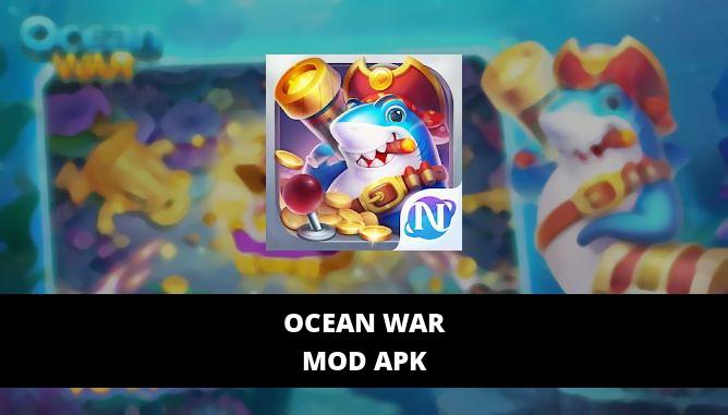 Ocean War Featured Cover