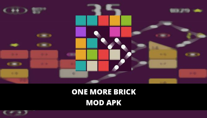 One More Brick Featured Cover