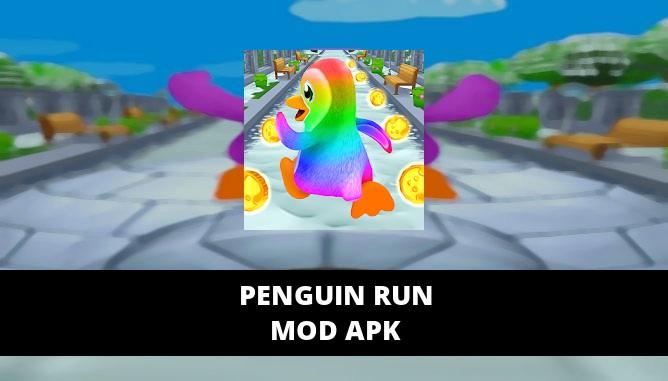 Penguin Run Featured Cover