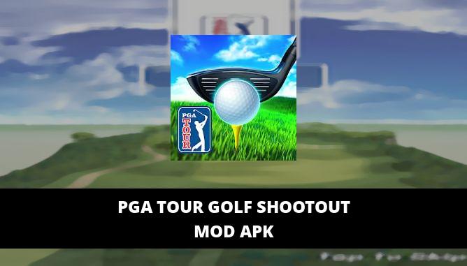 PGA TOUR Golf Shootout Featured Cover