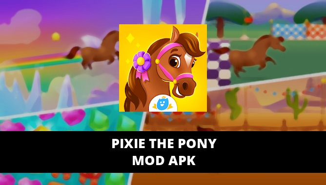 Pixie the Pony Featured Cover