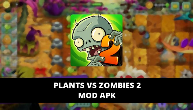 Plants vs Zombies 2 Featured Cover