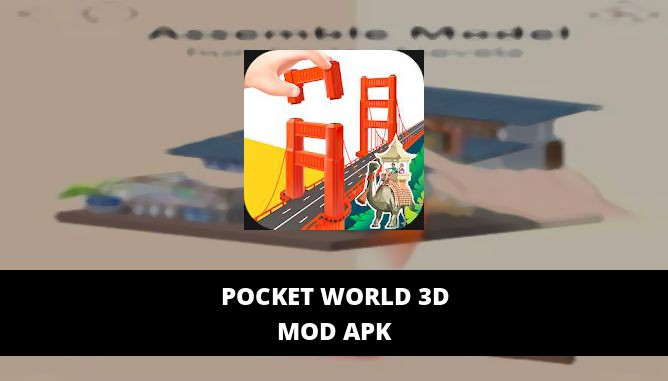 Pocket World 3D Featured Cover